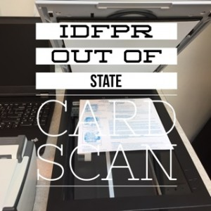 Card Scan